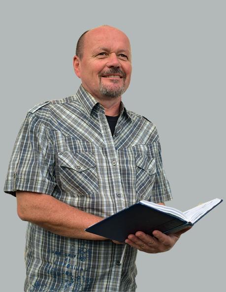 Lektor Mgr. Jiří Hruška